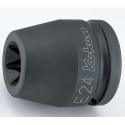 "3/4"" slagdop E-Torx L=50mm"