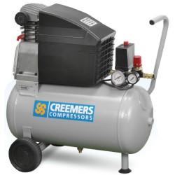 Mobiele compressor 240/25