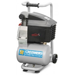 Mobiele compressor 240/10